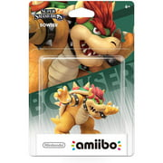 Nintendo Amiibo Figure - Super Smash Bros. - BOWSER (Super Mario Bros)