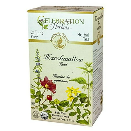 Connection Tee - Celebration Herbals Organic Marshmallow Root Bulk Tea Caffeine Free 2.11 oz
