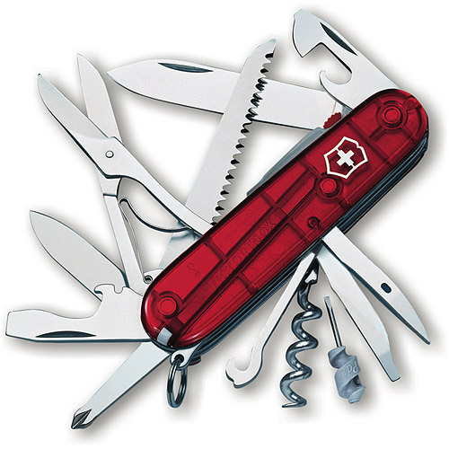 Huntsman Lite, Ruby