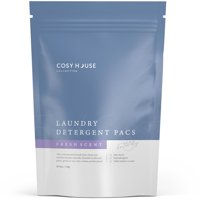 Cosy House Collection Laundry Detergent Pacs