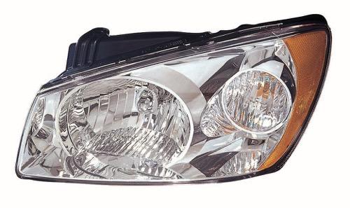 Genuine Kia Right Headlamp Assembly 92102-2F030