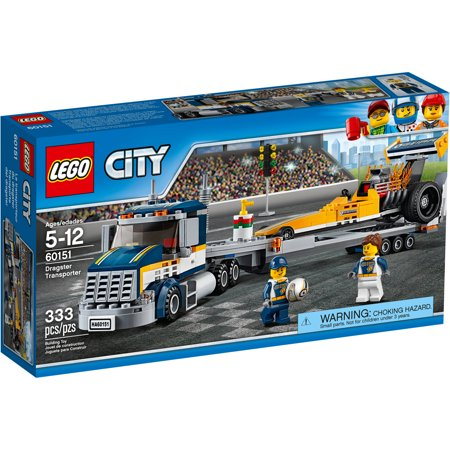city dragster transporter 60151