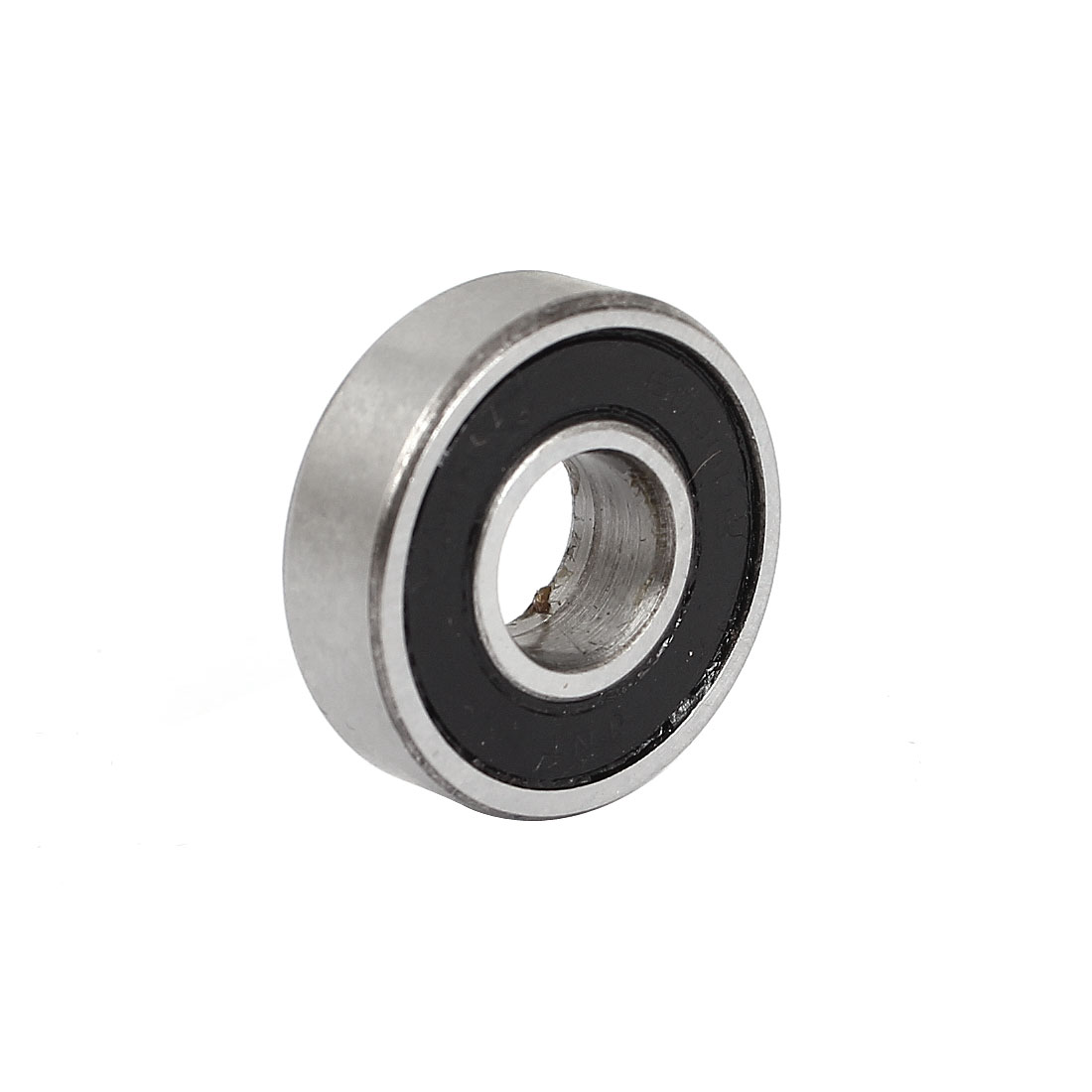 6000RS Metal Sealed Groove Bearing Ball for Electric Motor 25mmx10mmx8mm - image 2 of 2