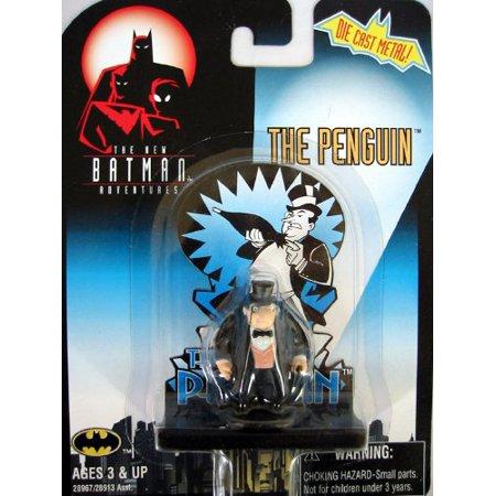 Batman The Penguin Die Cast Metal Figure - image 1 of 1