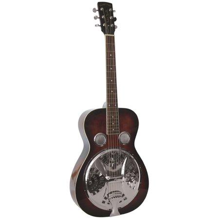 Artist Signature Guitars - Gold Tone Paul Beard Signature Series PBR Roundneck Resonator Guitar