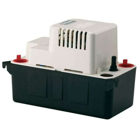 Little Giant VCMA-20UL 115V 80 GPH Vertical Centrifugal Condensate Pump | 554421 Mini Split Condensate Pump