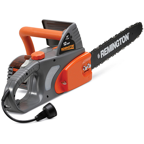 "Remington 16"" Electric Chainsaw"