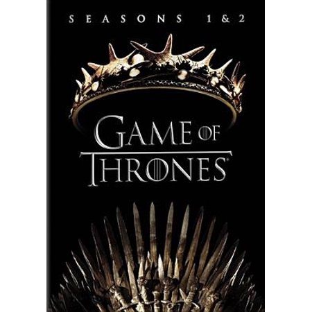 Game of Thrones: Seasons 1 & 2 (DVD)