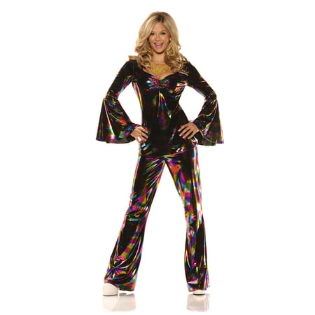 Women's Disco Diva Costume](Disco Couple Costumes)