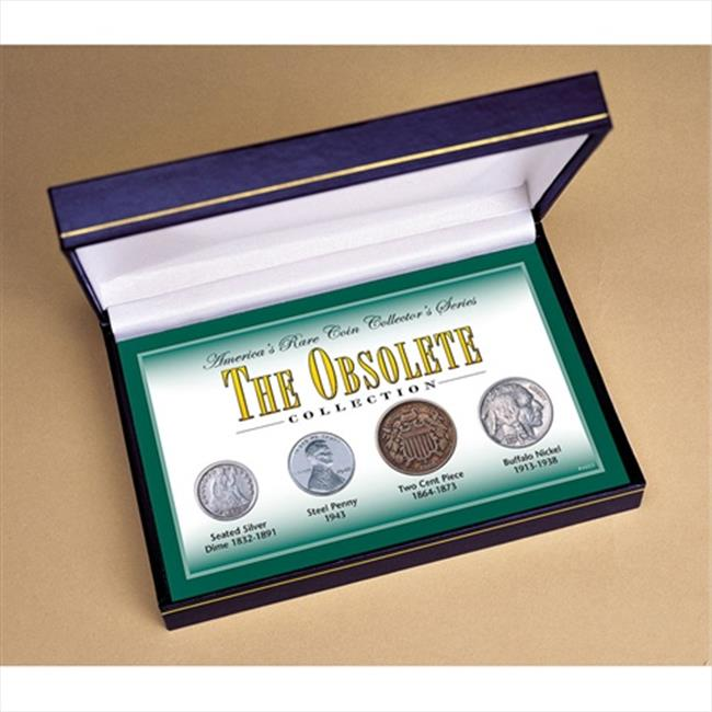 American Coin Treasures 4055 Americas Rare Coin Collectors Series - Obsolete Collection
