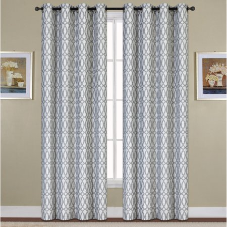 Oakland Window Curtain Panel