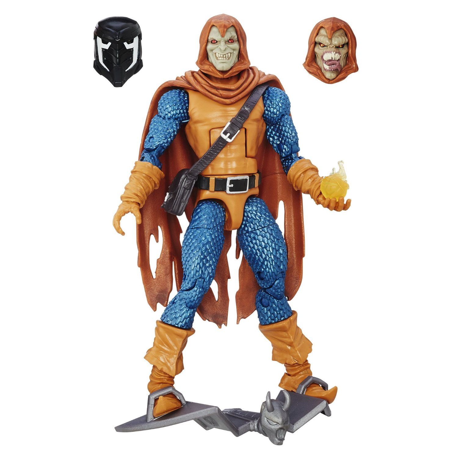 Marvel 6-inch Legends Series Evil Adversaries: Hobgoblin(Discontinued by manufacturer), Adversaries Galaxy... by