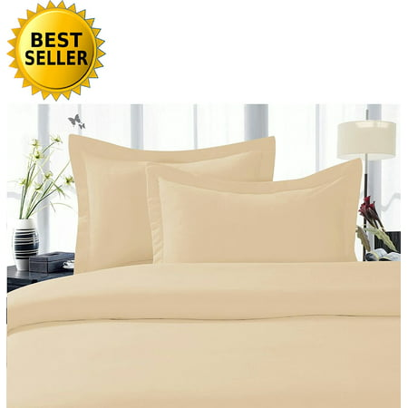 Celine Linen Best, Softest, Coziest Duvet Cover Ever! 1500 Thread Count Egyptian Quality Luxury Super Soft WRINKLE FREE 3-Piece Duvet Cover Set , King/Cali King,