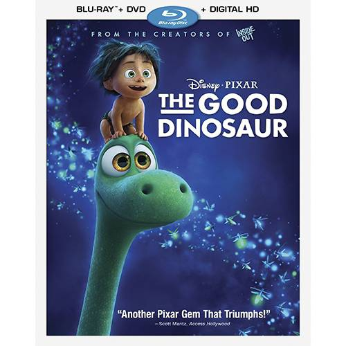 The Good Dinosaur (Blu-ray   DVD   Digital HD)