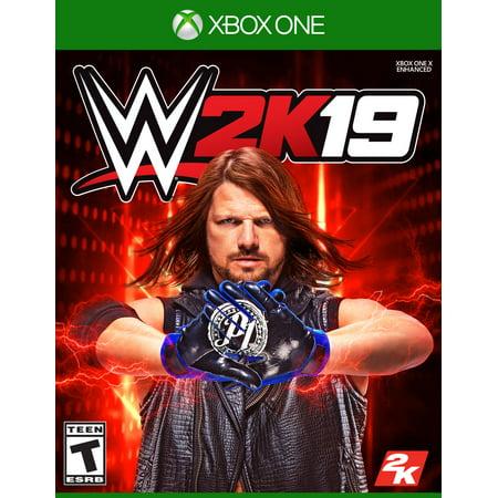 Wwe Invitations (WWE 2K19, 2K, Xbox One,)