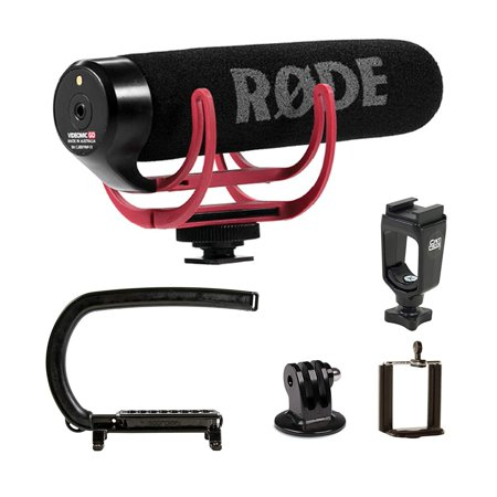 - Cam Caddie Scorpion EX Camera Stabilizer Handle for Nikon Canon Sony iPhone GoPro Hero 4 Hero 3 Hero 3 and Mor