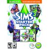 EA The Sims 3 Starter Pack 73137 The Sims 3 Starter Pack has everything you need to set you on your journey to creating unique Sims with personalities and controlling their lives. The Sims 3 lets you customize everything from your Sims' appearances to their homes. Fullfill their life destiny and determine if their wishes come true - or not. This jam-packed bundle also contains The Sims 3 Late Night Expansion Pack to give your Sims an all-access pass to the hottest spots in town, and The Sims 3 High-End Loft Stuff to transform your Sims' homes into sleek, modern lofts. With all this amazing content in one pack, you're ready to dive into the deepest, most satisfyingly awesome simulation experience ever!