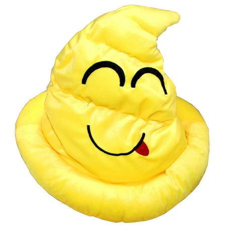 Barry Owen Tongue Out Emoji Plush Hat