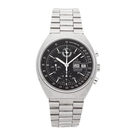 "Pre-Owned Omega Watch Speedmaster Mark ""4.5"" 176.0012 (15 Month WatchBox Warranty)"