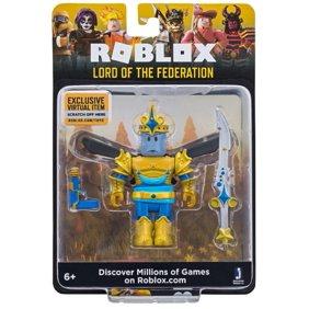 Roblox Guard Roblox Flame Guard General Figure Assortment Walmart Com Walmart Com