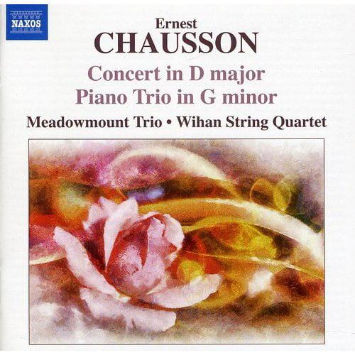 Concert In D Major / Piano Trio In G Minor