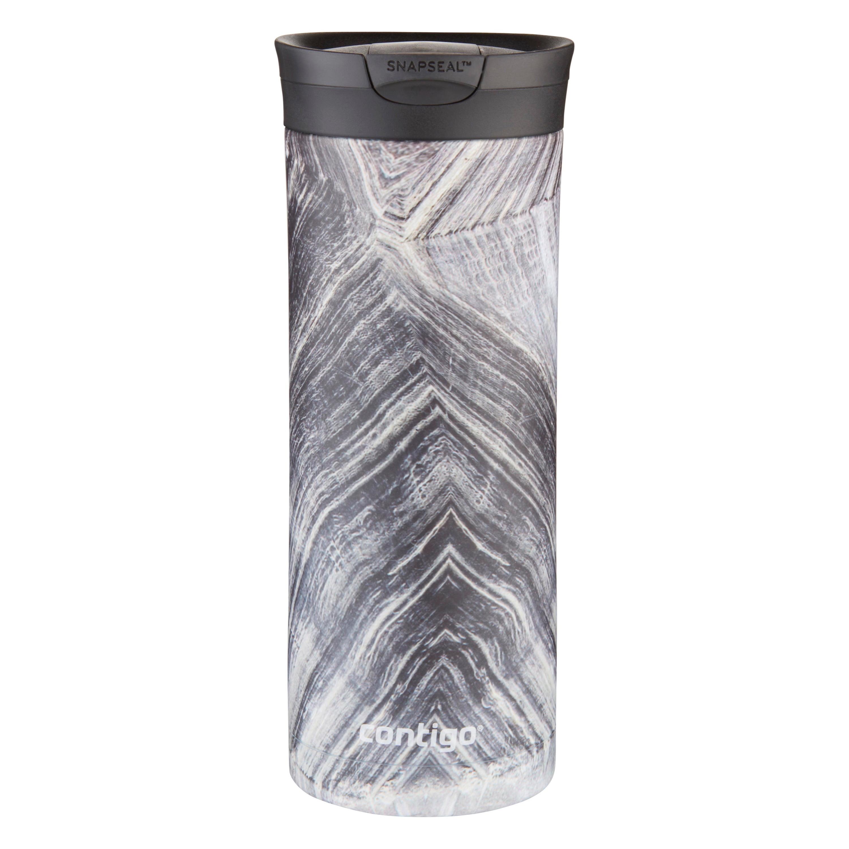Contigo Couture Snapseal Vacuum-insulated Coffee Travel Mug, 20 Oz, Black  Shell - Walmart.com - Walmart.com