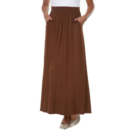 Women's Maxi Skirt (Wear Maxi Skirt)