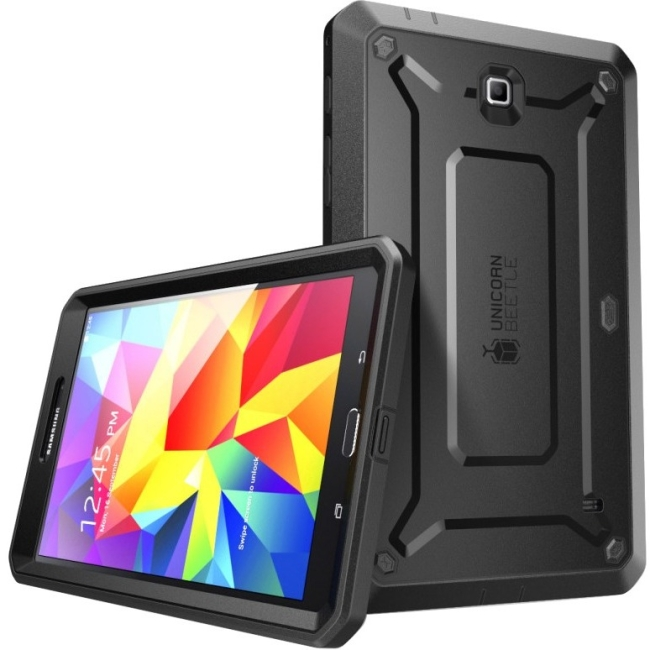 I-Blason - GALXY-TAB4-7-UBP-BK - i-Blason Samsung Galaxy Tab 4 7 Inch Unicorn Beetle Pro Full-Body Protective Case -