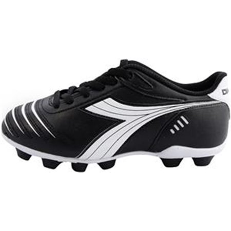 Diadora Kid's Cattura MD JR Soccer Cleats Black Polyurethane 9.5 Toddler M ()