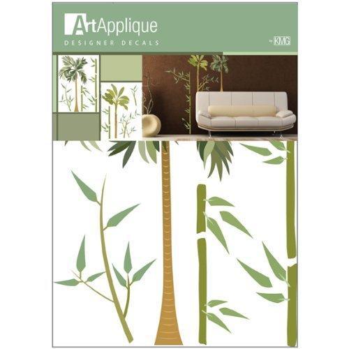 huge bamboo wall sticker mural decals walmart com