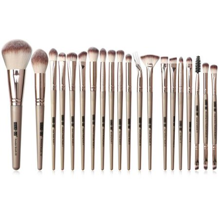 KABOER 20pcs Makeup Brush Set Professional Face Eye Shadow Eyeliner Foundation Blush Lips Makeup Brush Powder Liquid Cream Cosmetic Makeup Brush Tool