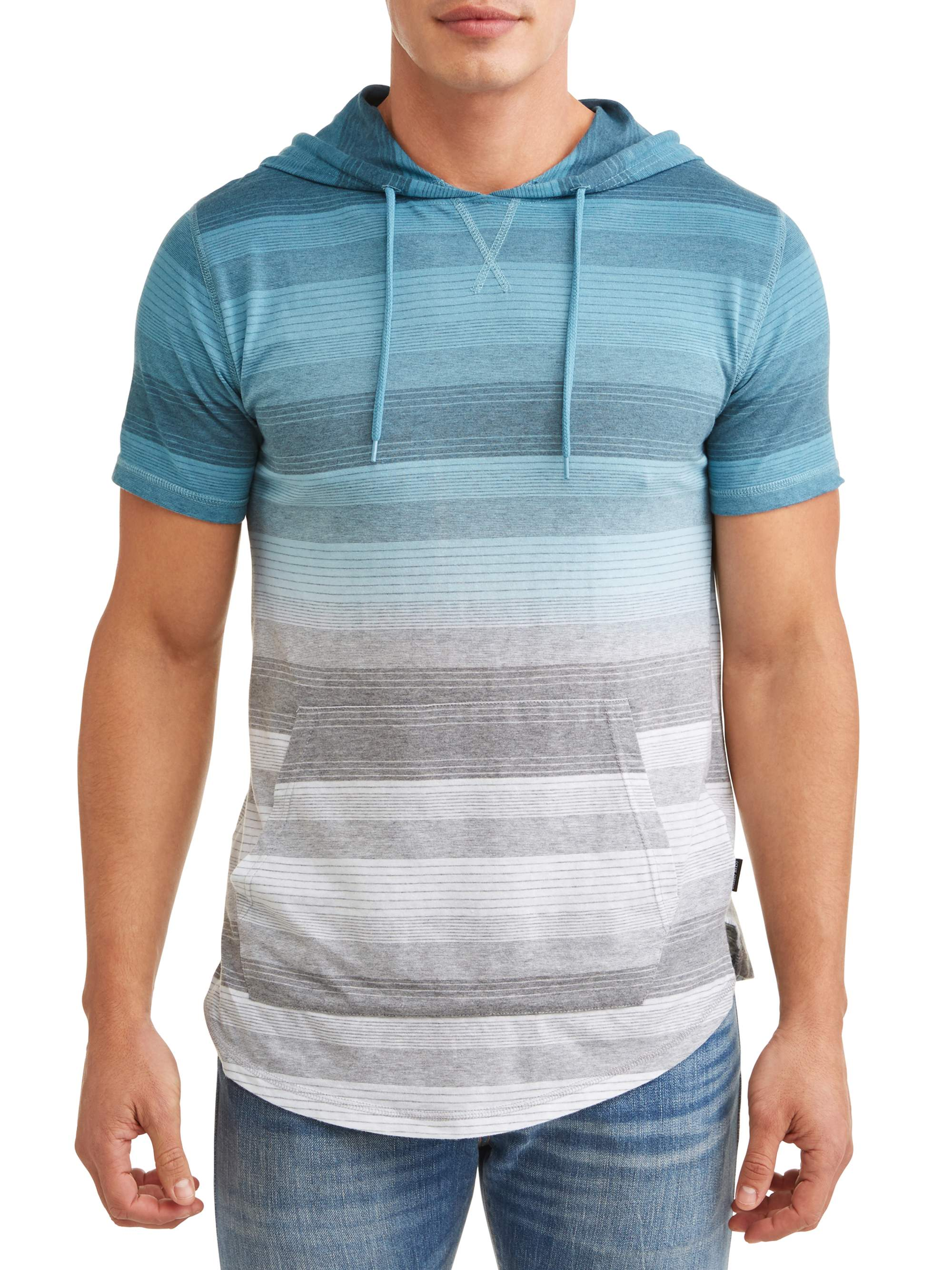 Men's Valley Dolphin Short Sleeve Knit Hoodie