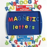Bilingual Magnetic Foam Alphabet - Lowercase