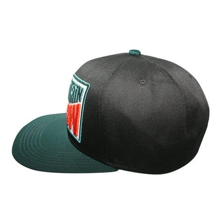 8222fe638 Mountain Dew Licensed Black/Green Snapback Hat | Walmart Canada