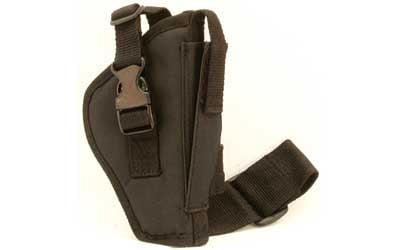 "Bulldog Cases Tactical Leg Holster Fits Most Standard Semi-Autos w  2"" 4"" barrels (Glock 17,19) by Bulldog Cases"