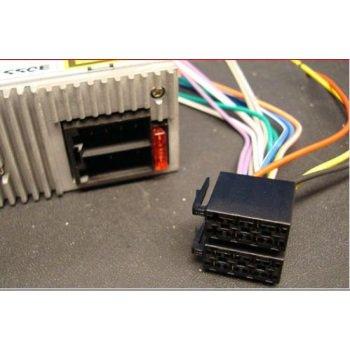 boss car sterio head unit 16 pin wire harness power plug cd mp3 dvd Boss Audio 612UA Wiring
