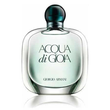 Giorgio Armani Acqua Di Gioia Eau De Toilette Spray for Women 1.7