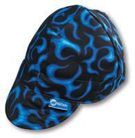 """Miller 230538 HeadThreads Welding Cap, Blue Flame, Size 7 3/8"""""""