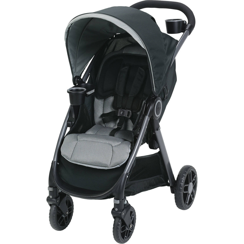 Coche Para Bebe Graco FastAction DLX haga clic en conectar silla de paseo, Matrix + Graco en Veo y Compro