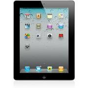 "Apple iPad 2 MC954LL/A Tablet, 9.7"" XGA, ARM Cortex A9 Dual-core (2 Core) 1 GHz, 16 GB Storage, iOS 7, Black"