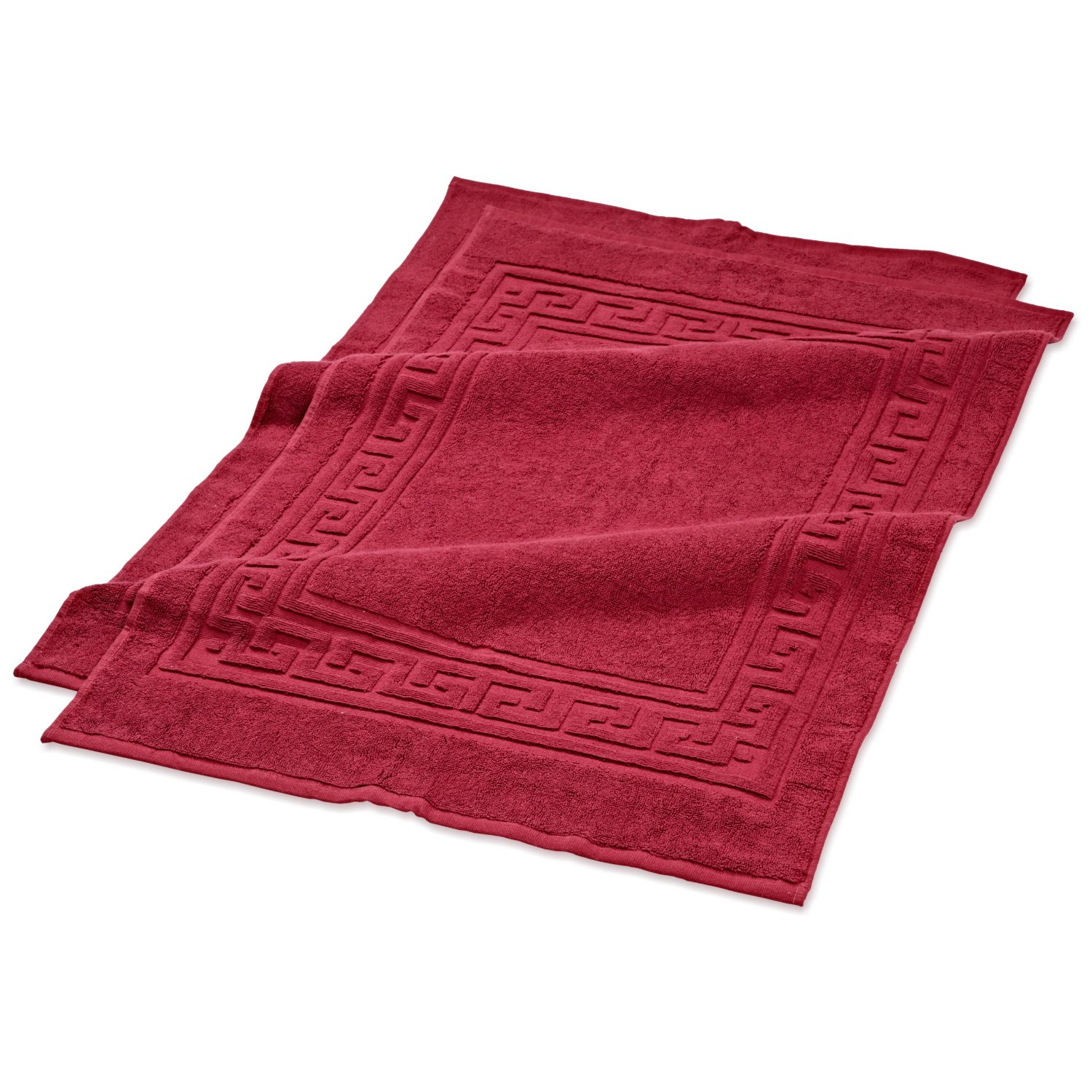 Superior 900GSM Egyptian Cotton 2-Piece Bath Mat Set