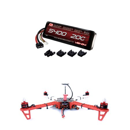 Venom 20C 3S 5400mAh 11.1V LiPo Battery for DJI Flame Wheel F450 RC Quadcopter