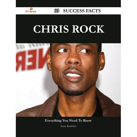 Chris Rock 33 Success Facts - Everything you need to know about Chris Rock - eBook](Chris Rock Halloween)