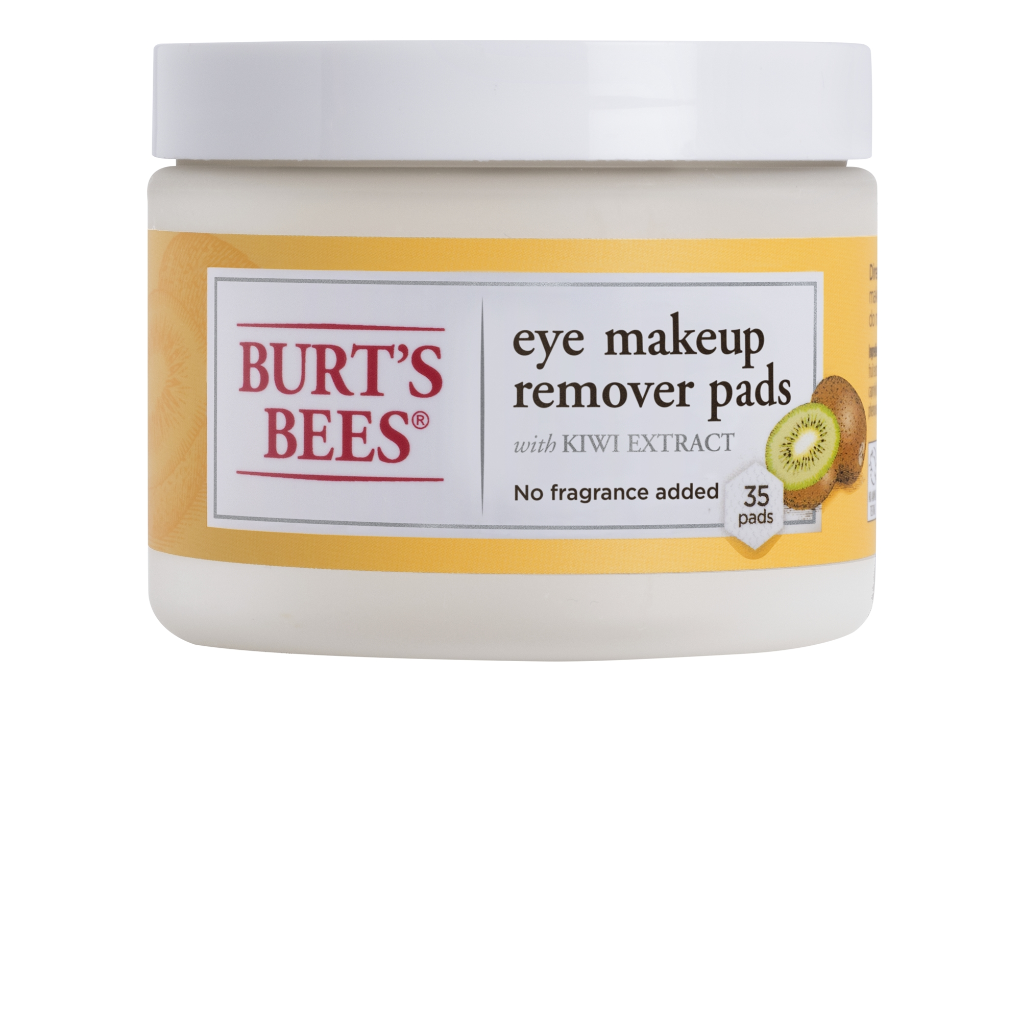 Burt's Bees Eye Makeup Remover Pads, 35 ct
