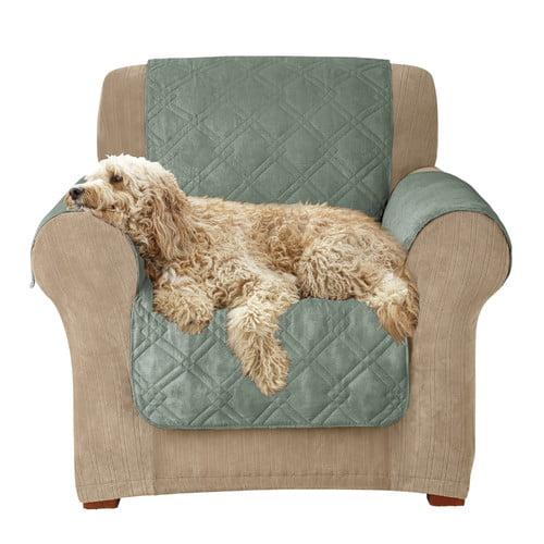 Sure Fit Microfiber Pet Chair Throw