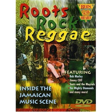 Roots Rock Reggae: Inside Jamaican Music Scene (DVD)