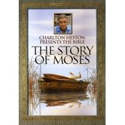 Charlton Heston Presents the Bible: The Story of Moses by WARNER HOME ENTERTAINMENT