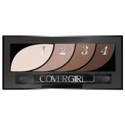 COVERGIRL Eye Shadow Quads, Breathtaking Blues