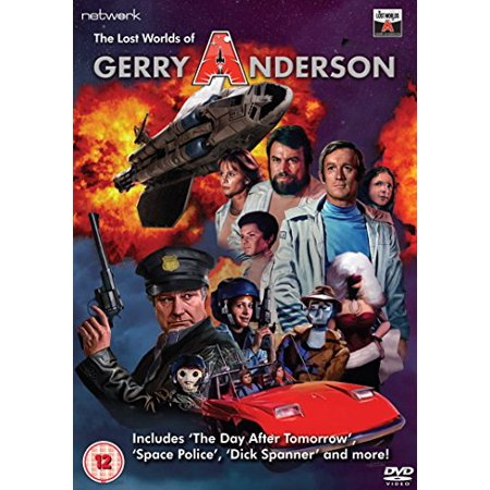 The Lost Worlds of Gerry Anderson - 2-DVD Set [ NON-USA FORMAT, PAL, Reg.0 Import - United Kingdom ]