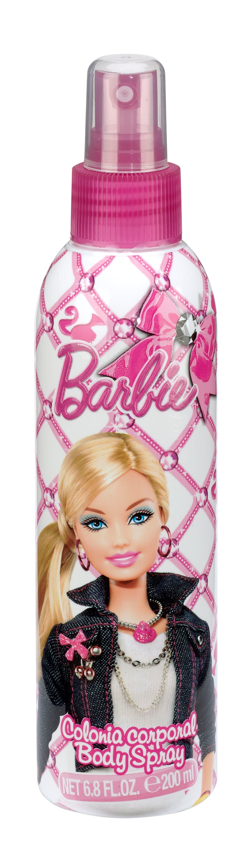 Mattel Barbie Body Spray, 6.8 Fl Oz by Air-Val International SA
